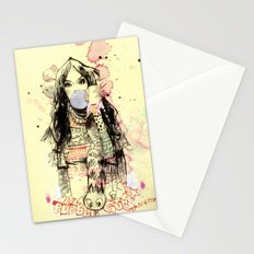 Bubble Gum Bandits Stationery Cards