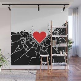 Heartbreaker II Wall Mural