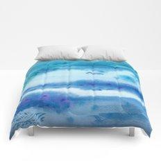 Nothing but Blue Skies Comforters