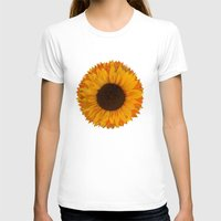 sunflower T-shirts featuring Sunflower by Imagology