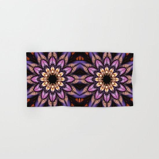 Artistic fantasy flower Hand & Bath Towel