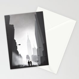 Love in New York Stationery Cards