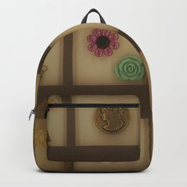 COLLAGE WINDOWS Backpack