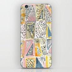 Geodoodle iPhone & iPod Skin