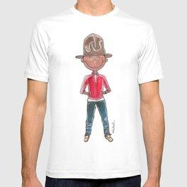 Little Pharell T-shirt