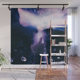 MIND AGAINST DARKNESS Wall Mural