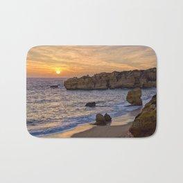 Sunset, Albufeira Bath Mat