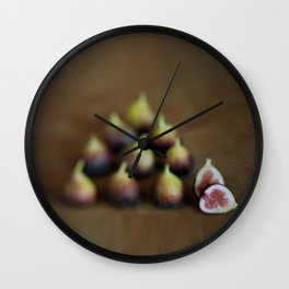 Let There Be Figs! Wall Clock