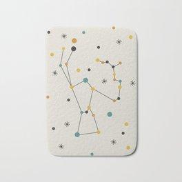 Orion Constellation Bath Mat