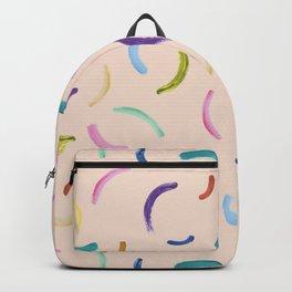 Pink Banana Backpack
