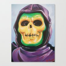 Skeletoy Canvas Print
