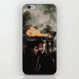 Outlaw Queen : The Drago iPhone Skin