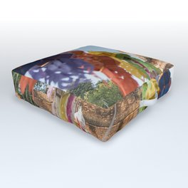 Yee Peng Lantern Festival Outdoor Floor Cushion