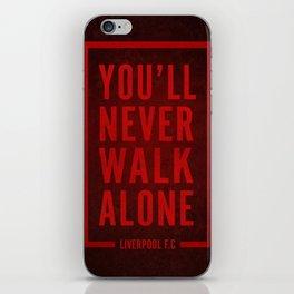 Liverpool iPhone Skin