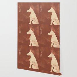 Doberman Dog Art Wallpaper