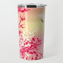 Cherry blossom #14 Travel Mug