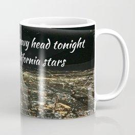 California Stars Coffee Mug