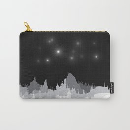 Fireworks at night. Carry-All Pouch