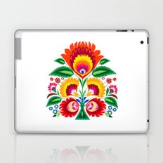Folk flowers Laptop & iPad Skin