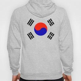 South Korean Flag Logo Hoody