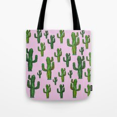 CACTUS  DANCE Tote Bag