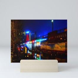 Shanghai 八 Mini Art Print