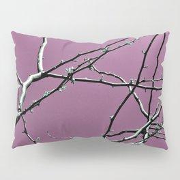 Reaching Violet Pillow Sham