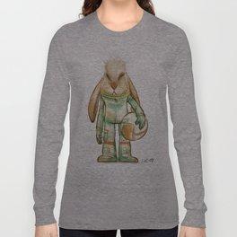 bunny astronaut Long Sleeve T-shirt