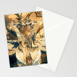 Sighting of Seraphims Stationery Cards