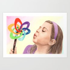 Child's Toy Art Print