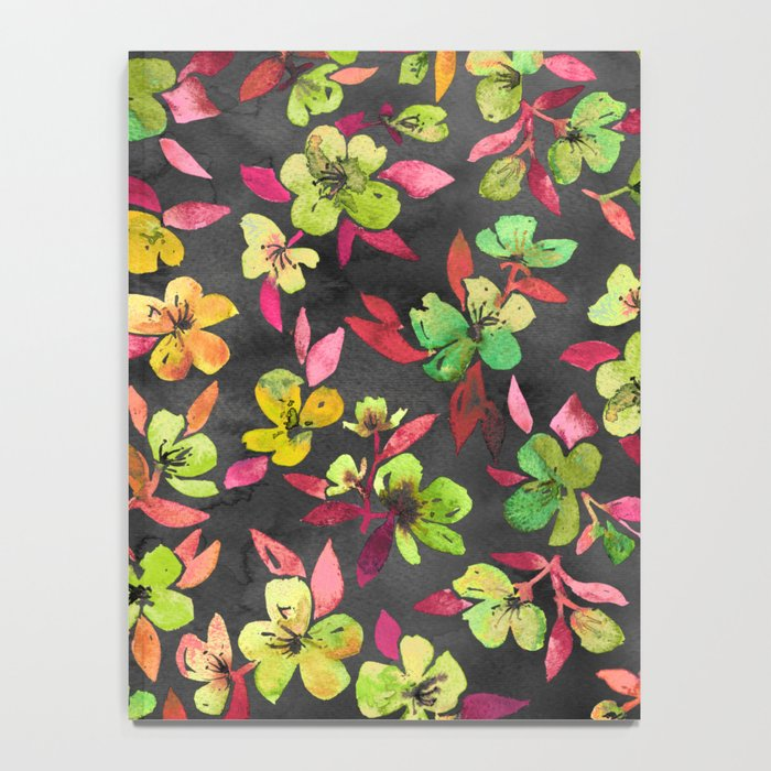 Southern Summer Lime Pop Notebook