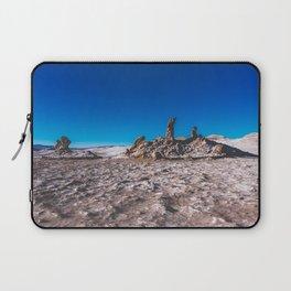 Las Tres Marías (Valle de la luna) - The three Marias Valley of the Moon, Atacama Desert, Chile Laptop Sleeve