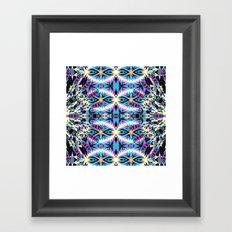 Mix #609 Framed Art Print