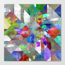 For when the segmentation resounds, abundantly. 03 Canvas Print