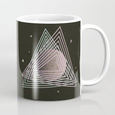 Ceres abstract space Mug