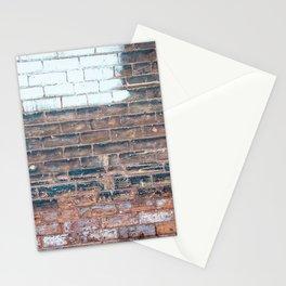 Painted Bricks Stationery Cards