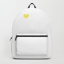 I Heart Daisies | Love Daisies Backpack