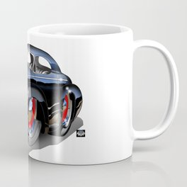 Fat Fenders and Red wheels Coffee Mug