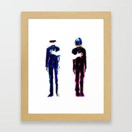 Daft Punk - Electroma Framed Art Print