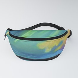 Northern Lights Fanny Pack