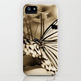 Rice Paper iPhone Case