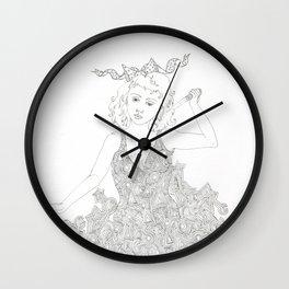 murderer Wall Clock