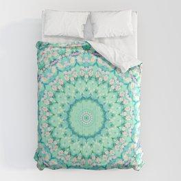 ARABESQUE SPRING MINT Comforters
