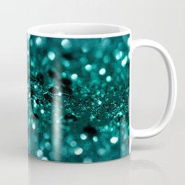 Sparkling OCEAN Glitter #1 #shiny #decor #art #society6 Coffee Mug
