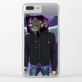 A So Called Ally Clear iPhone Case