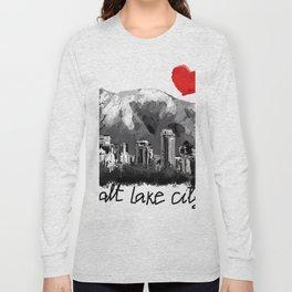 I love Salt Lake City Long Sleeve T-shirt
