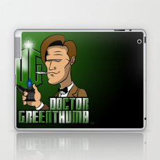 Doctor Greenthumb Laptop & iPad Skin