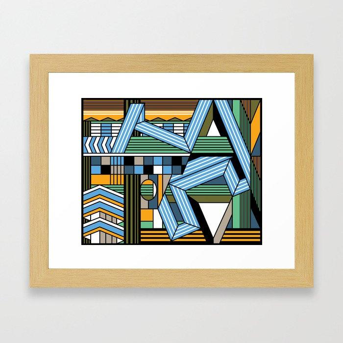 jerez Framed Art Print