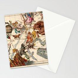 Globi Coelestis Plate 3 Stationery Cards