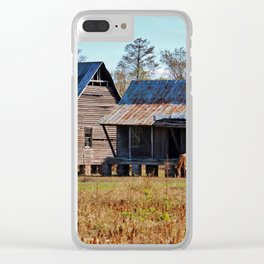 Two Of Each Clear iPhone Case
